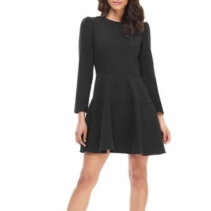 Gal meets Glam Celeste fit and flare dress
